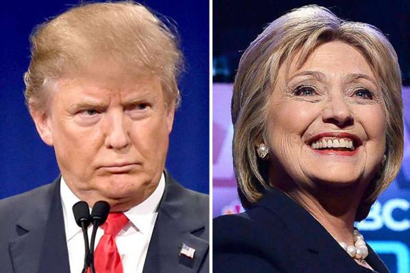 希拉里:特朗普若当选总统可能发动核战争