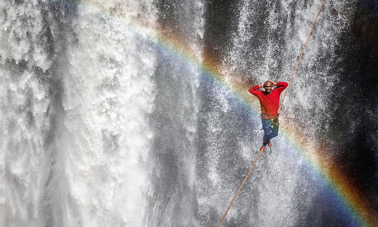 壁纸 风景 旅游 瀑布 山水 桌面 1280_768