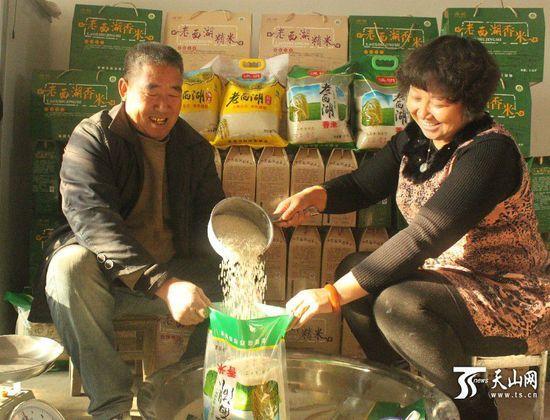 新疆乌苏市调整农业产业结构