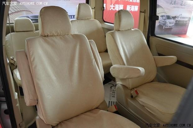 金杯阁瑞斯和大海狮L丰田动力版上市高清图片