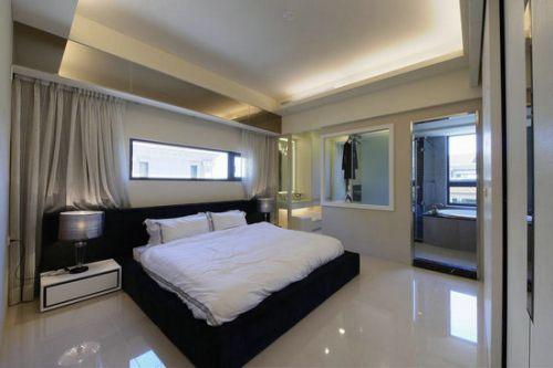 5万块打造80平两居室装修案例 浓郁美式小资情怀