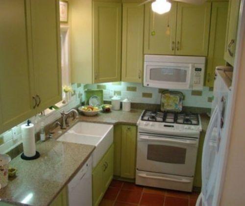 修效果图大全2014图片设计 8   小户型厨房装修图 创意设计