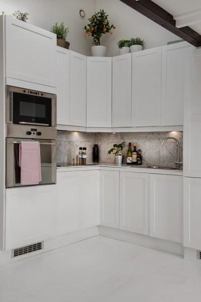 36平米小户型 独一无二 阁楼公寓设计
