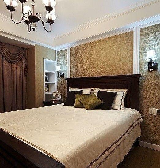 15平米-卧室装修效果图