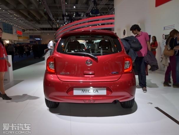 日产新款玛驰将广州上市 预计售价6万起