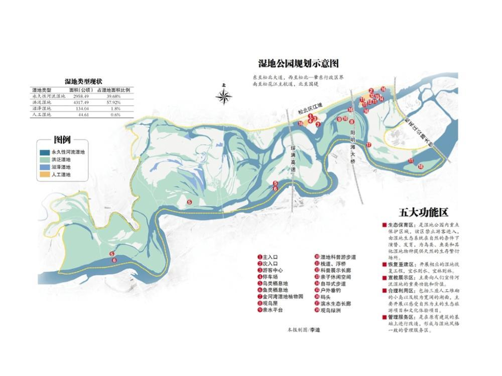 方岛湿地公园规划图