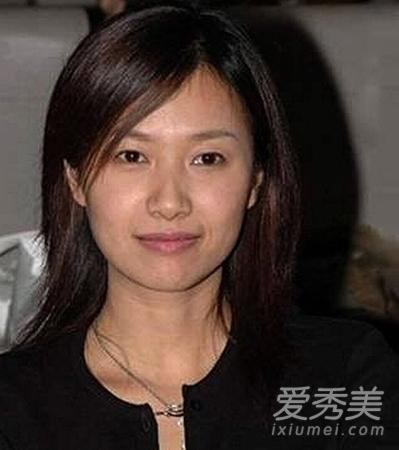 15位素颜最丑的女明星 赵丽颖李小璐皮肤差