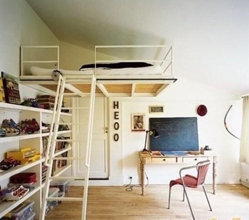16平米的超小公寓设计的这套极富现代(现代装修