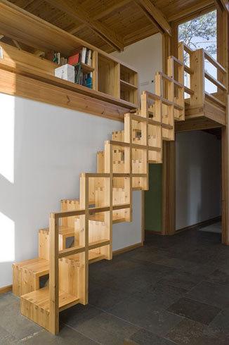 三十五个小户型创意设计 小户型空间也能变成大house