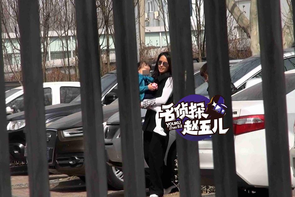 覆雨大唐之无限风流 -吴奇隆前妻马雅舒现身 抱女儿探望老公秀幸福 图片