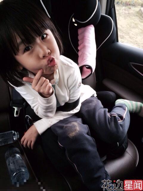 年,王诗龄无疑是最备受瞩目的童星,随着《爸爸去哪儿》的播出高清图片