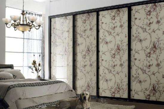 家具导购:最新卧室移门衣柜效果图大全