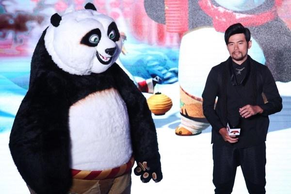 《功夫熊猫3》主题曲发布会 《try》mv正式曝光