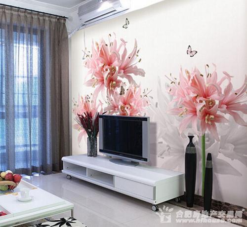 客厅电视背景墙装修效果图大全2014组图
