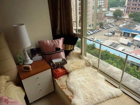 90平米房屋装修图片 现代简约风格两室一厅
