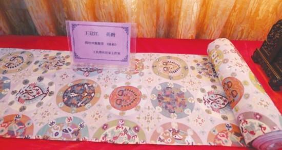 苏州多位国家级刺绣大师作品入藏丝绸档案馆
