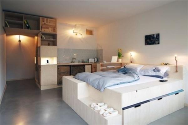 12款卧室装修效果图 打造私密卧室空间