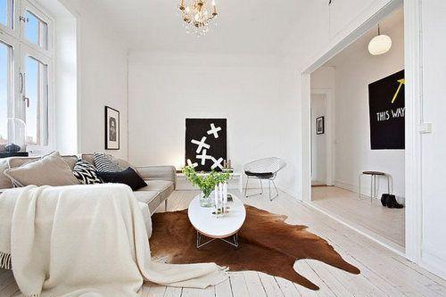42款绝色小户型客厅样板房