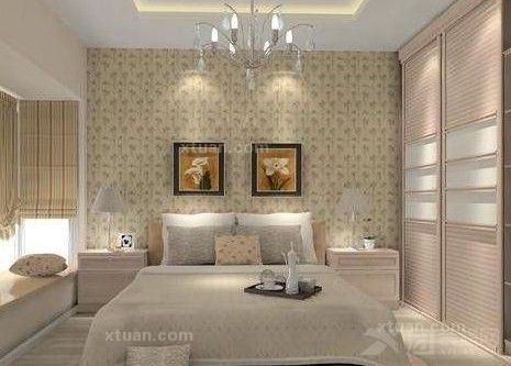 卧室移门设计-实用衣柜添风采