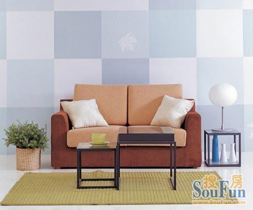 卧室竹纹地砖效果图 地砖不铺过门石效果图 装修地砖效果图