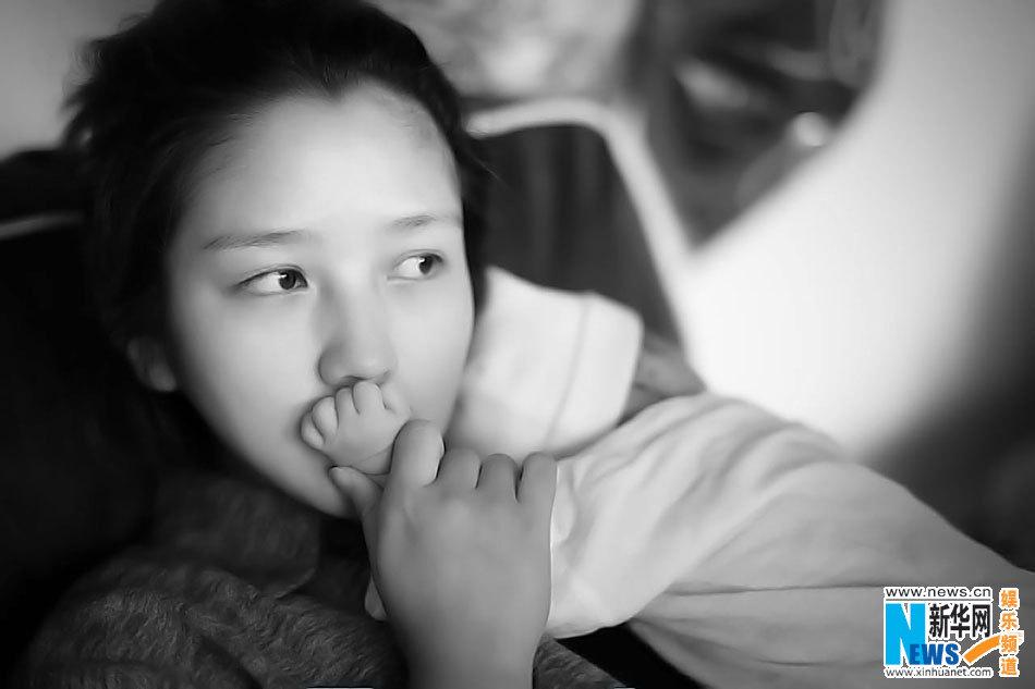 [何洁 宝妹]何洁不照雅照片全集_萌宝秀 2014 泪花妹