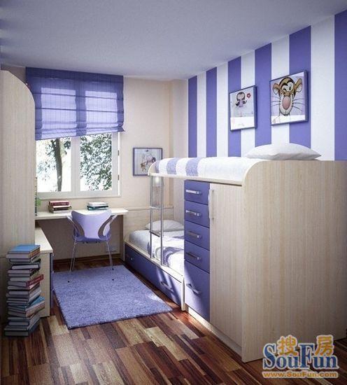 2014最潮小户型卧室设计 新鲜出炉60款卧室效果图