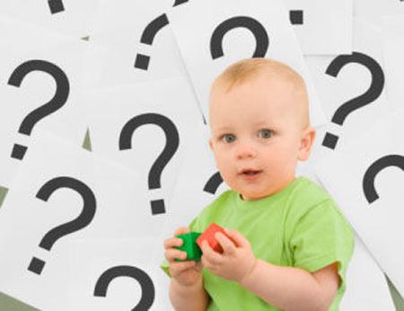 刚出生的婴儿,对成人的话确实听不懂